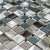 Picture of Platin Grey Square Mosaics SG001