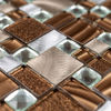 Picture of Crystal Bronze Modular Mosaics SG203