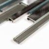 Picture of Platin Grey Strip Mosaics SG204