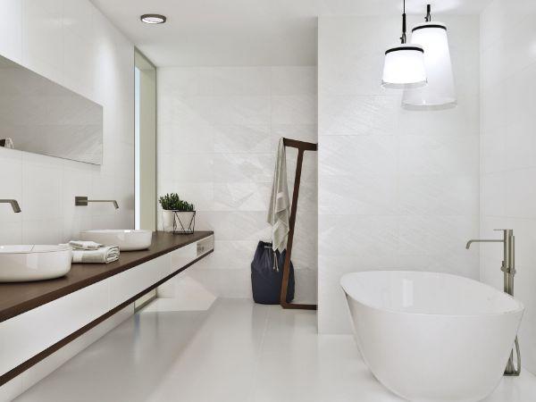Picture of Materia White Sugar Polished Tile 60x60 cm