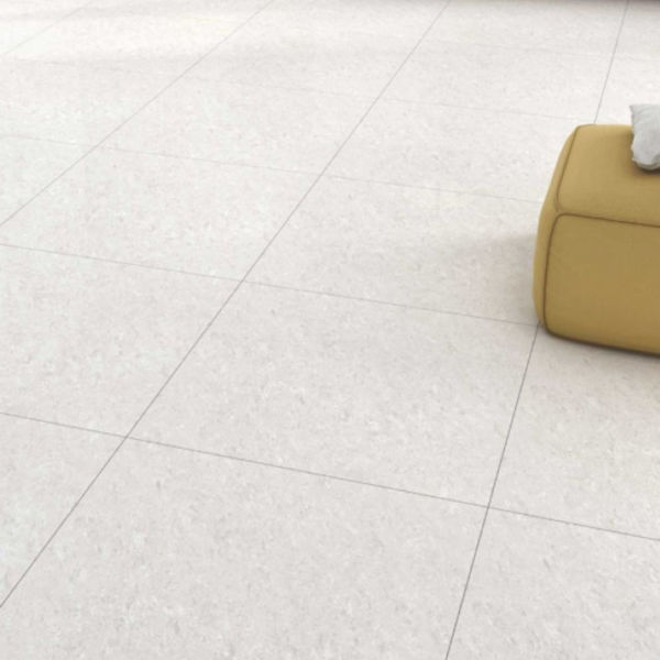 Picture of Crystal Travertine Ivory Polished Porcelain Tile 60x60 cm