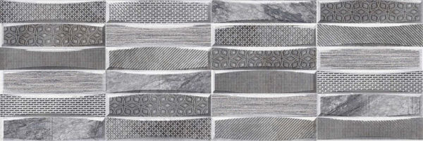 Picture of Teide Grey Polished Tile 25x75 cm