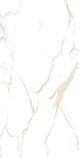 Picture of Calacatta Gold Polished Tile 60x120 cm
