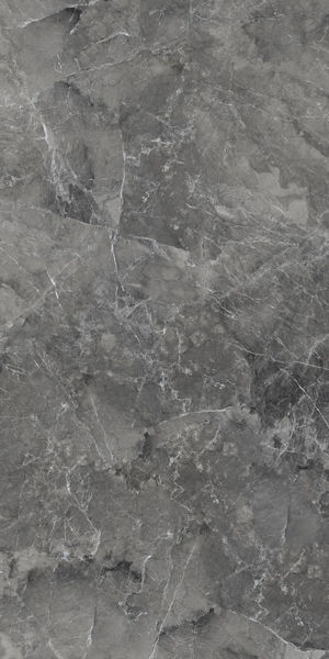 Picture of Armany Dark Grey Polished Tile 60x120 cm