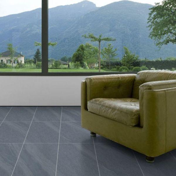 Picture of Tropical Dark Grey Matt Tile 30x60 cm