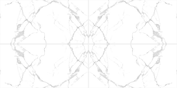 Picture of Calacatta Bookmatch Polished Decor Tile Set 120x240 cm