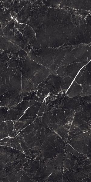 Picture of Grigio Black Sugar Polished Tile 30x60 cm
