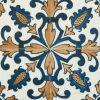 Picture of Nikea Mix Colour Matt Tile 20x20 cm