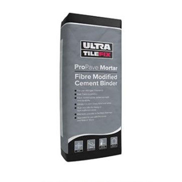 Picture of ProPave Mortar 20kg (Cement Bedding Mortar)
