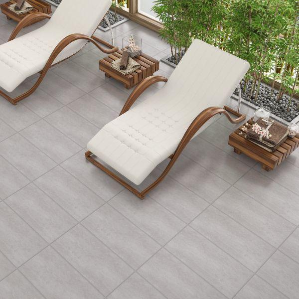 Picture of Select Light Grey Matt Tile 30x60 cm