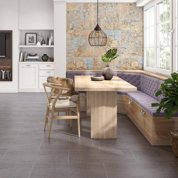 Picture of Select Dark Grey Matt Tile 30x60 cm