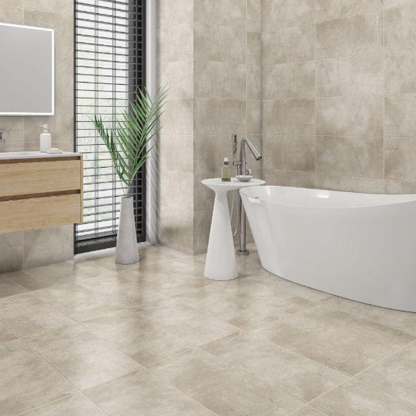 Picture of Titan Grey Matt Tile 30x60 cm