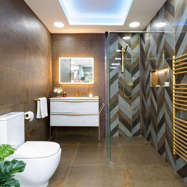 Picture of Ruggine Décor Semi Polished Tile 60x120 cm