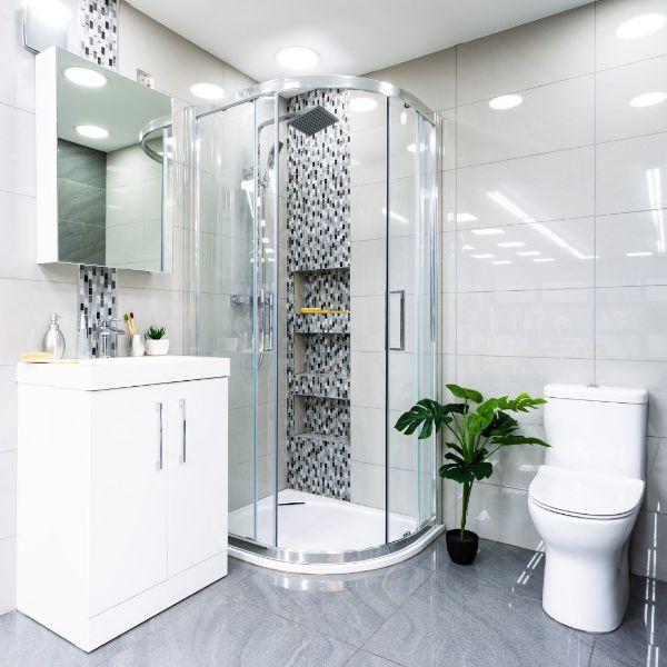 Picture of Sereno Dark Grey Polished Tile 60x60 cm