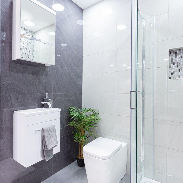 Picture of Sereno Black Polished Tile 30x60 cm