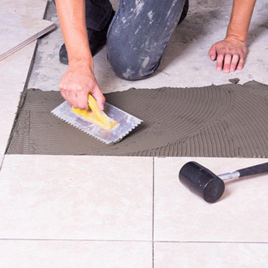 How to Tile a Floor? | DIY Ideas