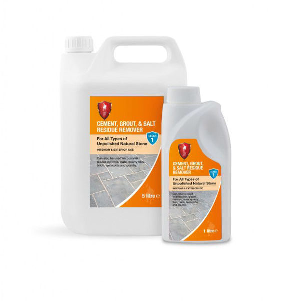 Picture of Cement, Grout & Salt Residue Remover (1 Litre)