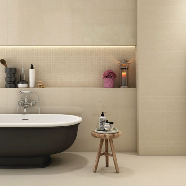 Picture of Lounge Beige Polished Tile 30x60 cm