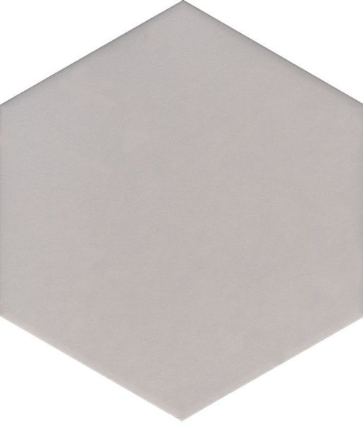 Picture of Solid Silver Hexagon Tiles 21.5x25 cm